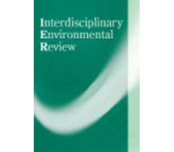 Interdisciplinary Environmental Review (IER)