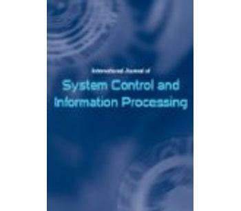 International Journal of System Control and Information Processing (IJSCIP)