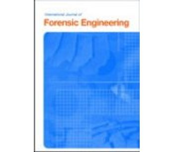 International Journal of Forensic Engineering