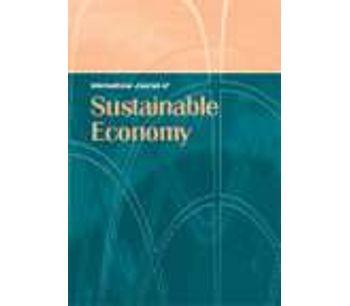 International Journal of Sustainable Economy (IJSE)