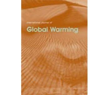 International Journal of Global Warming  (IJGW)