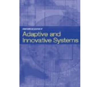 International Journal of Adaptive and Innovative Systems (IJAIS)