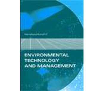 International Journal of Environmental Technology and Management (IJETM)