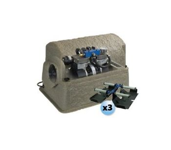 Model PS30 - Pond Series Aeration