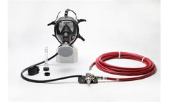 Kasco - Model VENUS1 AL BP3 - Supplied Air Respirator
