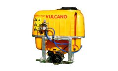Vulcano - Model Basic Series - Boom Sprayers