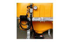 Vulcano - Model Basic Electric Series - Boom Sprayers
