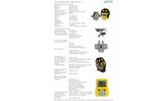 Model DTG2 Starter - Remotely Operated Vehicles System (ROV) Brochure