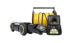 Model DT340S  - Pipe Crawler Package