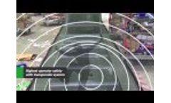 Baling Press HSM VK8818R at EuroPoolSystem - Video