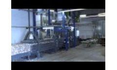 Baling Press HSM VK 7215 Case Study Smurfit Kappa - Video