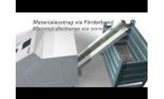 Hard Drive Shredder HSM HDS230 Video