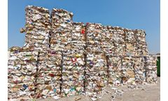 Waste compaction for the cardboard & paper recycling industry