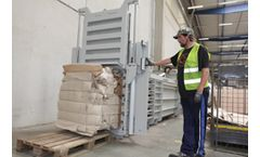Waste compaction for the logistics industry