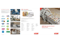 HSM - Fully Automatic Channel Baling Presses - Brochure