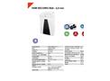 HSM Securio - Model B24 - 5.8 mm - Document Shredder - Datasheet