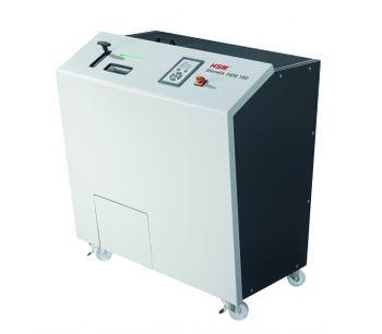 HSM StoreEx - Model 150 - 40 mm - Digital Data Media Shredder