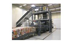 Oerlikon Leybold Vacuum - Easy pump exchange in steel degassing vacuum system Video