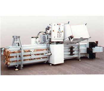 HSM - Model VK 4012 - 22 kW Compacting Channel Baling Presses