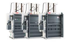 HSM - Model V-Press 1160 eco - Vertical Baling Press