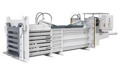 HSM - Model HL 3521 S - Horizontal Baling Press