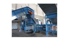 HSM - Model VK 7215 - Channel Baling Presses / Channel Balers