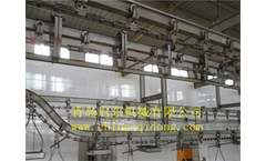 Carcass Processing Conveyor-Conveyor Line