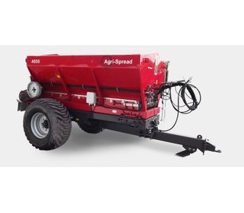 Agrispread - Model AS55 - Fertilizer and Lime Spreaders