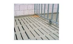 Concrete Slotted Pig Floors