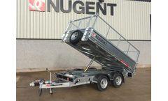 Nugent - Model T-Line - Tipper Trailers