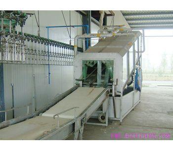 Qingdao - Model QE-B102 - High Quality Chicken Slaughter Equipment Cage Manual Conveyor Butcher Machine