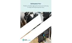 Heatime - Model Pro+ - High-Performance Cow Monitoring System Brochure