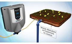 ElectroRite Tefen`s Electric Dosing Pump - Video