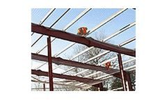 Safety Net Installation and Rope Access