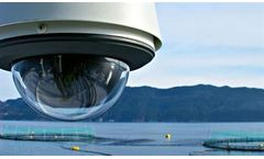 Steinsvik - Model Orbit 310B & 351 - Aquaculture Site Surveillance Camera
