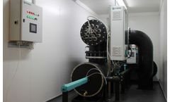 Steinsvik - Model UV - Water Purification Station