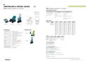 Baccara - Model G75-C - Irrigation Controller Brochure