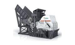 Metso EcoShred - Shredder for Scrap Processor