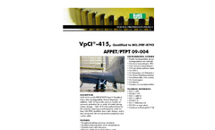 VpCI - 415 - Unique Flash Corrosion Protection Datasheet