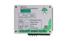Plug N Grow - Model iGS-111 - Integrated Controller for Temperature and Humidity