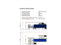 Blubox - Lamp and Flat Panel Display Recycling Plant - Technical Specifications
