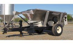 Adams - Model A-70-2T - 2 Ton Ground Driven Spreader