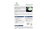 Mercury Magnet - Amalgamation Spill Powder Datasheet