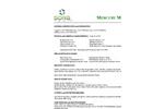 Mercury Magnet - Amalgamation Spill Powder MSDS