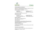 ChemoSet - Cytotoxic Spill Powder MSDS