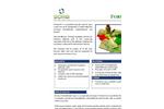 FormaSet - Formaldehyde and Gluteraldehyde Spill Powder Datasheet