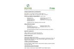 FormaSet - Formaldehyde and Gluteraldehyde Spill Powder MSDS