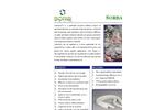 SorbaSolv - Cellulose Based Oil Absorbent - Datasheet