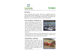 SorbaSolv - Custom Booms, Oil Sorbent Application Sheet