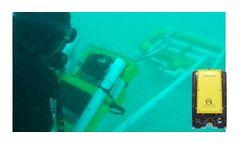 Model EM - Diver Sled